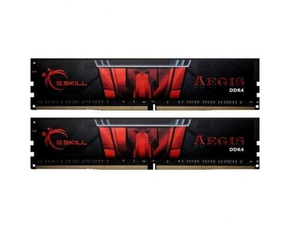 G.SKILL Pamięć do PC - DDR4 32GB (2x16GB) Aegis 3200MHz CL16 XMP2