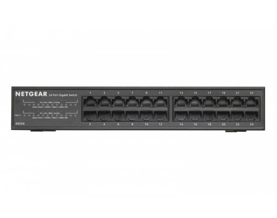 Netgear GS324 Switch 24xGbE