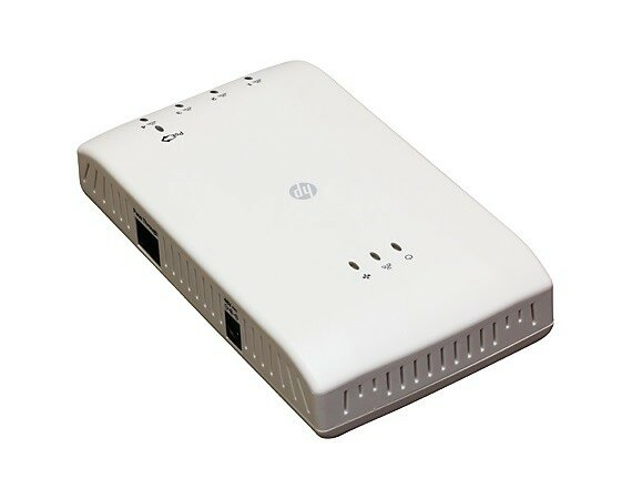 HP Inc. 517 Walljack Acces 4x1GbE            J9842A