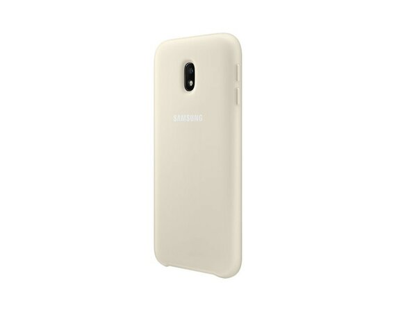 Samsung Etui Dual Layer Cover Gold  do J3 (2017)