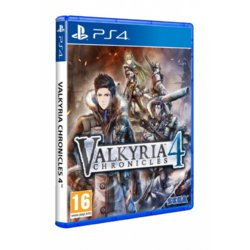 Cenega Gra PS4 Valkyria Chronicles 4