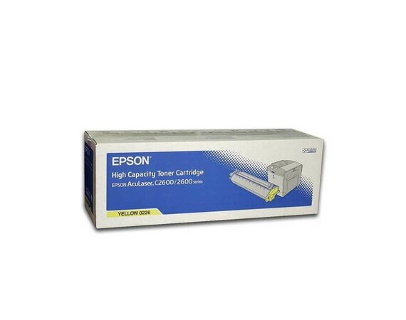 Epson Toner Yellow  (5k)     S050226