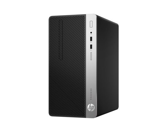 HP Inc. 400MT G4 i5-7500 256/8GB/DVD/W10P 1JJ56EA