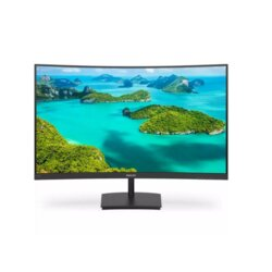 Philips Monitor 241E1SC 23.6 cala Curved VA HDMI Freesync