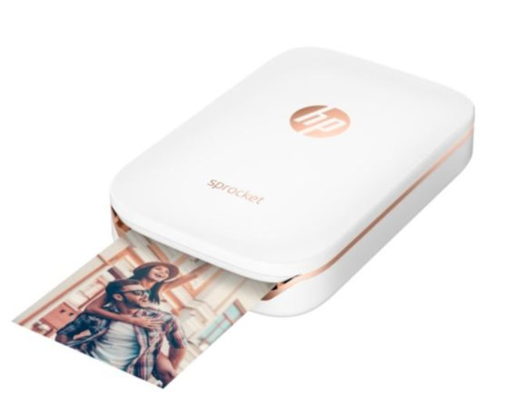 HP Inc. Sprocket Photo Print White Z3Z91A
