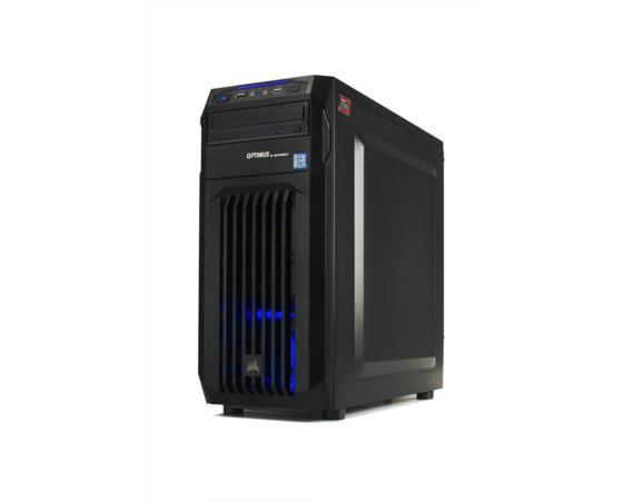 OPTIMUS E-Sport MH310T-CR5 i3-8100/8GB/1TB/1050 2GB