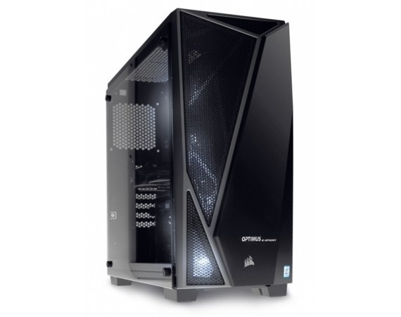 OPTIMUS E-Sport MB250T-CR27 i5-7400/8GB/1TB+180GB/1050/W10H