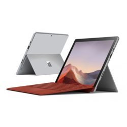 Microsoft Surface Pro 7 Platinum 256GB/i5/16GB/12.3 Commercial PVS-00003