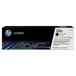 HP Inc. Toner 131X Black 2.4k CF210X