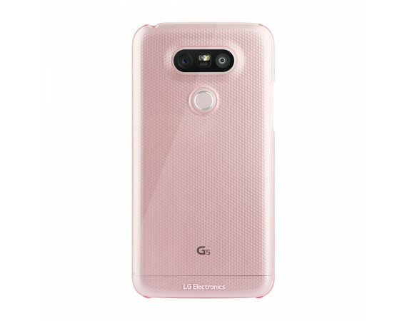 LG Electronics Crystal Guard Cover CSV-180 Pink do G5