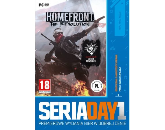 Techland Gra PC SD1 Homeworld The Revolution