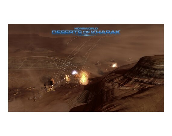 Techland Homeworld: Deserts of Kharak PC