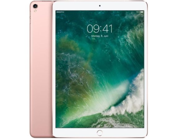 "Apple iPad Pro 10.5"" WiFi Cellular 512GB -Rose Gold"