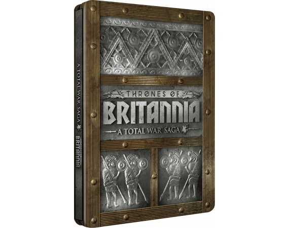 Cenega Gra PC Total War Saga Thrones of Britannia