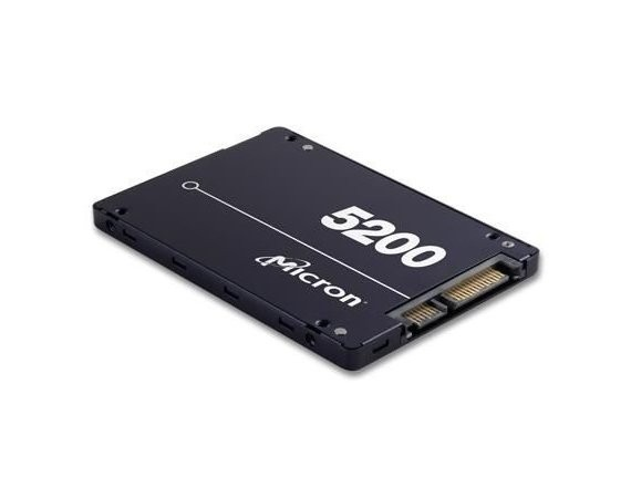Micron Dysk SSD 5200 MAX 480GB SATA 2.5 TCG Enabled