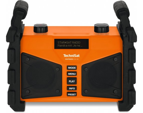 TechniSat Radio DAB+Digitradio 230 OD