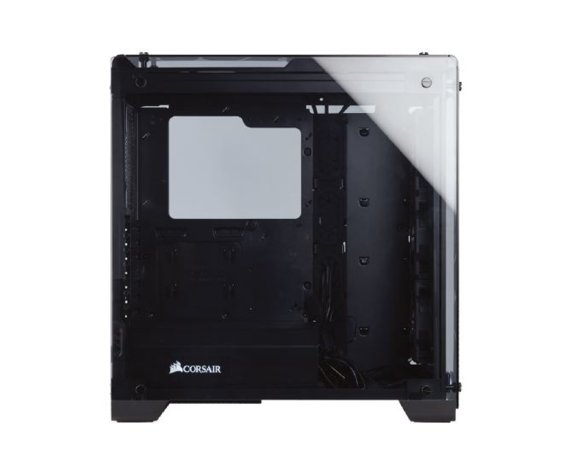 Corsair Crystal Series 570X RGB Mirror BlackTempered Glass, Premium ATX Mid Tower Case