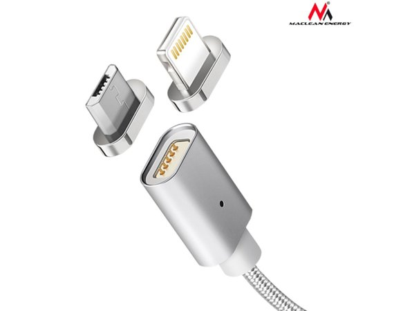 Maclean Wtyk magnetyczny MCE162 Micro USB