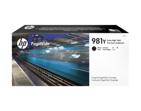 HP Inc. 981Y Black L0R16A