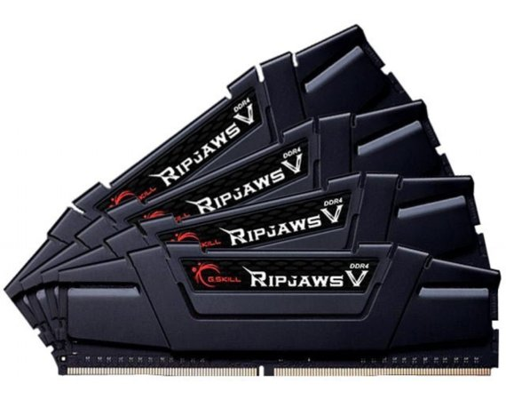 G.SKILL Pamięć do PC - DDR4 256GB (8x32GB) RipjawsV 3200MHz CL16 XMP2