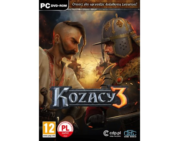CD Projekt PC KOZACY 3 ATION