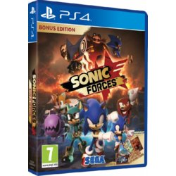 Cenega Gra PS4 Sonic Forces Bonus Edition