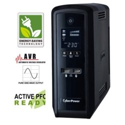 CyberPower CP1500EPFCLCD 900W/LCD/USB/RS/4ms/ES