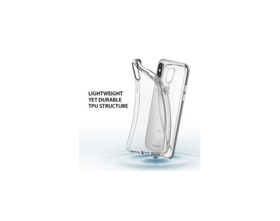 Ringke Air Crystal View etui iPhone X