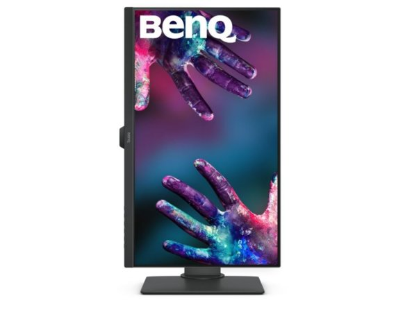 Benq Monitor 27 cali PD2705Q  LED 5ms/QHD/IPS/HDMI/DP/USB