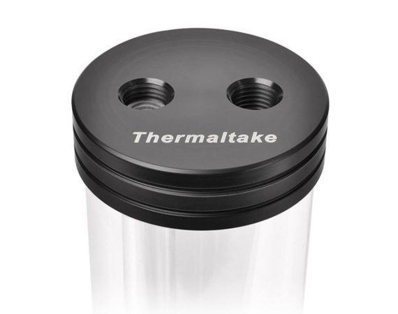 Thermaltake Pacific PR22-D5 300ml, G1/4, H  260mm, 1135L/h rezerwuar + pompa - Transparent