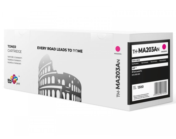 TB Print Toner do HP CF543A magenta TH-MA203AN 100% nowy
