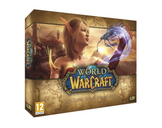 Blizzard World of Warcraft 5.0 PC ENG