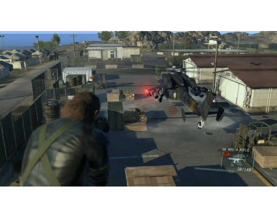 Konami Metal Gear Solid Ground Zeroes PC ENG