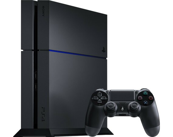 Sony Playstation 4 500GB Black C-Chassis