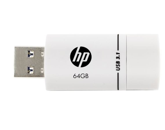 HP Inc. Pendrive 64GB HP USB 3.1 HPFD765W-64