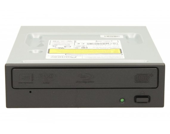 Pioneer BLU-RAY RECORDER WEW x16 SATA Multilayer 128GB BLACK Bulk
