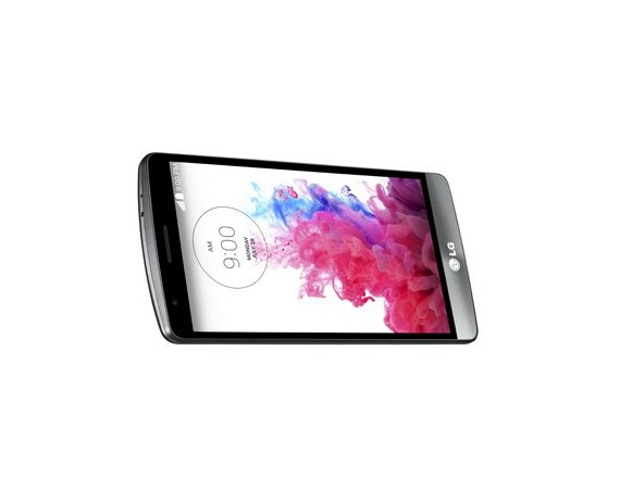 LG Electronics G3 S D722 Metallic Black