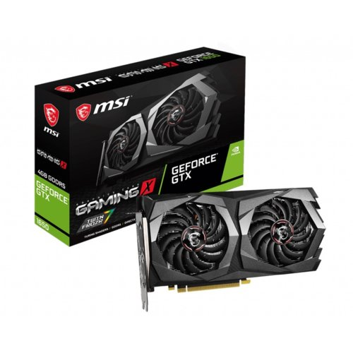 MSI Karta graficzna GeForce GTX 1650 GAMING X 4G OC