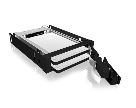 IcyBox IB-2227StS 2x2,5'' HDD/SSD