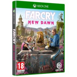 UbiSoft Gra Xbox One Far Cry New Dawn