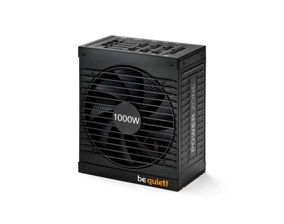 Be quiet! Power Zone CM 1000W 80+ Bronze BN213