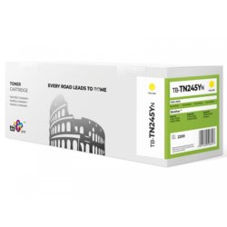 TB Print Toner do Brother TN245Y YE 100% nowy TB-TN245YN