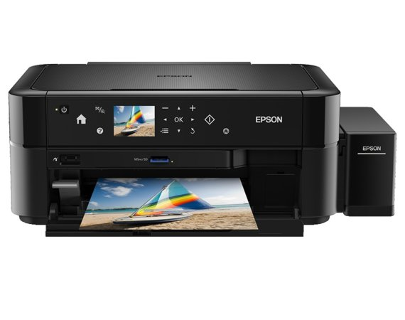 Epson L850, A4 5 ppm, 6 ink ITS