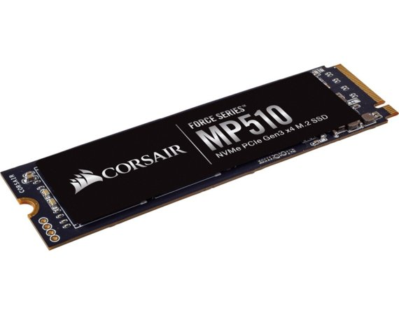 Corsair Dysk SSD 960GB MP510 Series 3100/1050 MB/s PCIe M.2