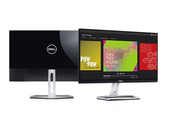 Dell Monitor 21,5 S2218H IPS LED Full HD (1920 x 1080) /16:9/HDMI/VGA/3Y NBD