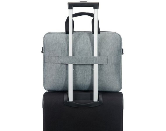AMERICAN TOURISTER Torba na laptopa City Drift 13.3-14.1 czarny/szary