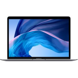 Apple 13 MacBook Air: 1.2GHz quad-core 10th Intel Core i7/16GB/256GB - Space Grey MWTJ2ZE/A/P2/R1