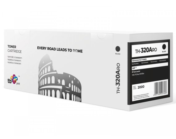 TB Print Toner do HP CP 1525 B TH-320ARO BK ref.