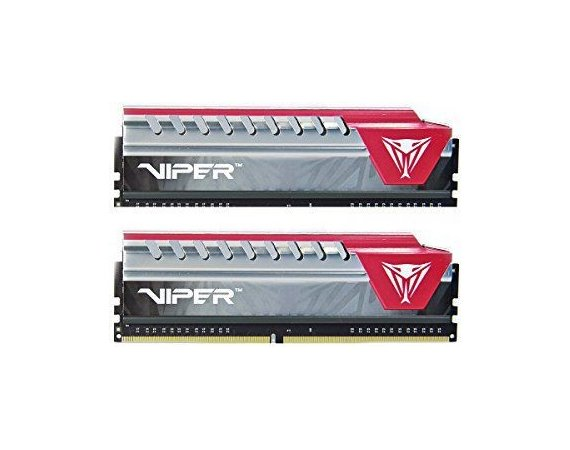 Patriot DDR4 Viper Elite 16GB2400(2*8GB) Red CL15