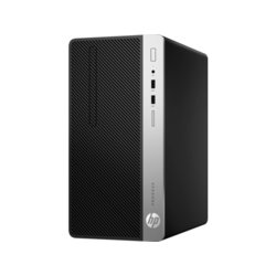 HP Inc. Komputer 400MT G5 i3-8100 500/4GB/DVD/W10P 4CZ59EA